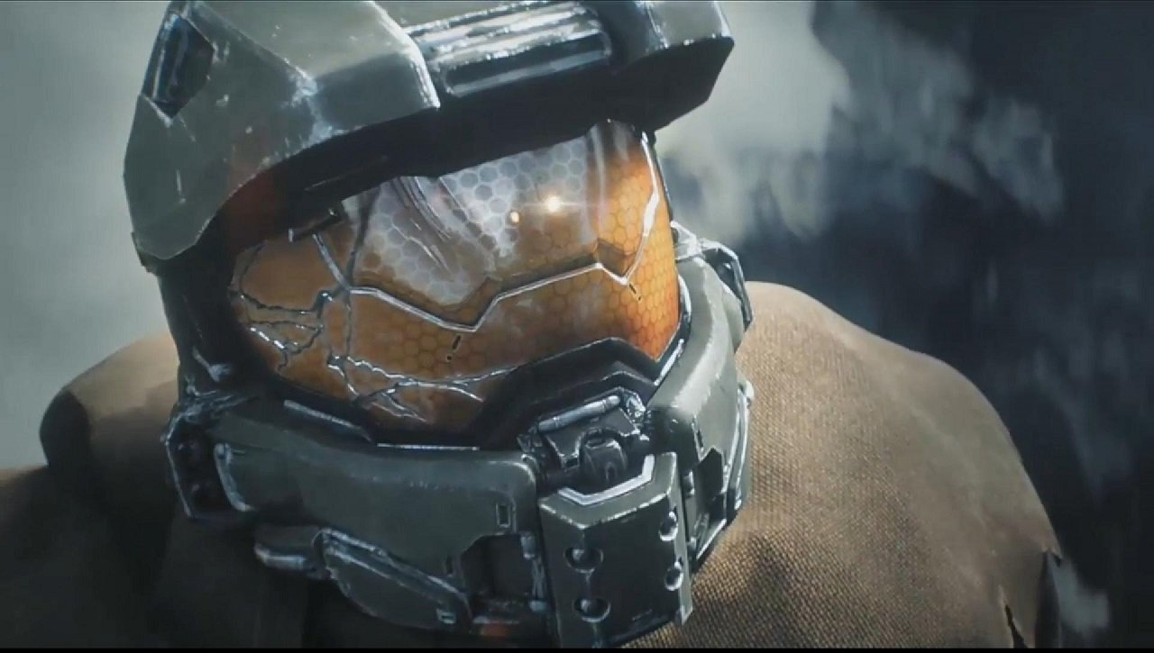 Master Chief Won T Be Unmasked In Halo 5