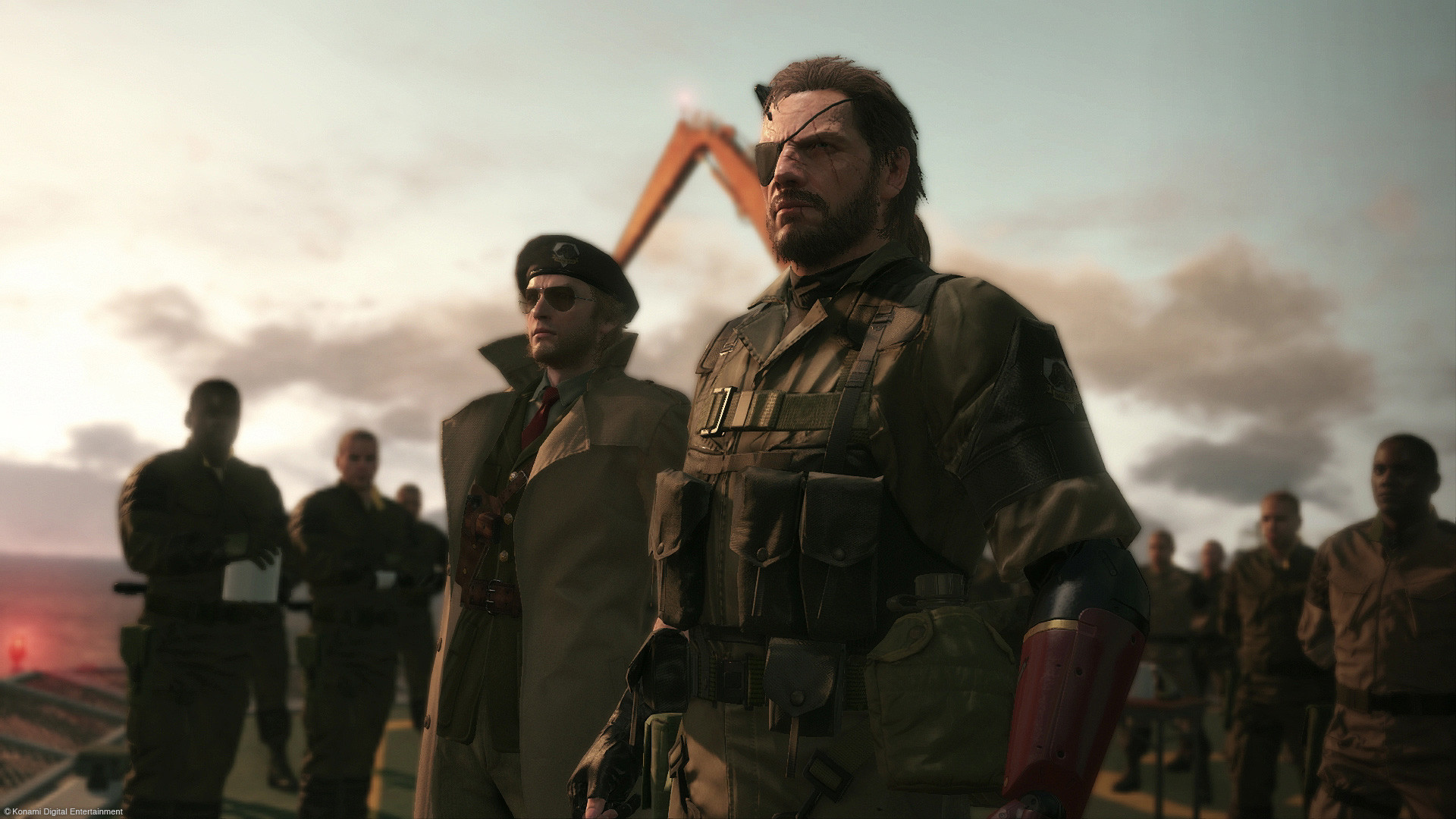Metal Gear Solid V tips photo
