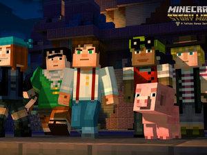 Minecraft Wii U photo