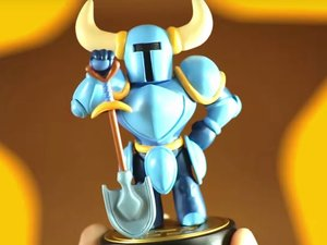 Shovel Knight Amiibo photo