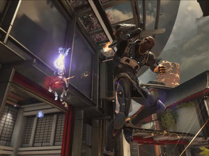 LawBreakers features a few different aerial movement abilities photo