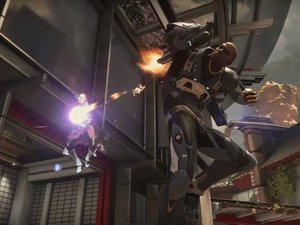 Cliff Bleszinski: We want players to actually use verticality photo