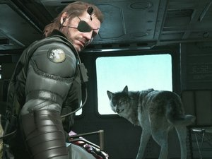 Metal Gear Solid V photo