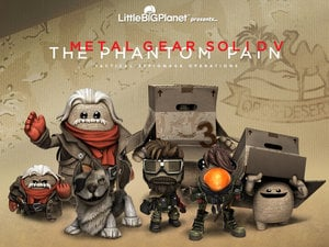 LittleBigPlanet gets Metal Gear Solid V DLC, fat Ocelot is great photo