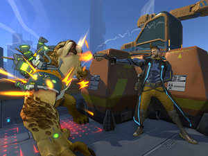 Atlas Reactor's competitive turn-based play shows promise photo