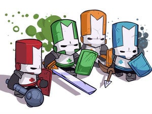 Castle Crashers photo