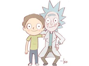 Rick and Morty photo