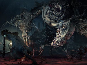 Bloodborne expansion photo