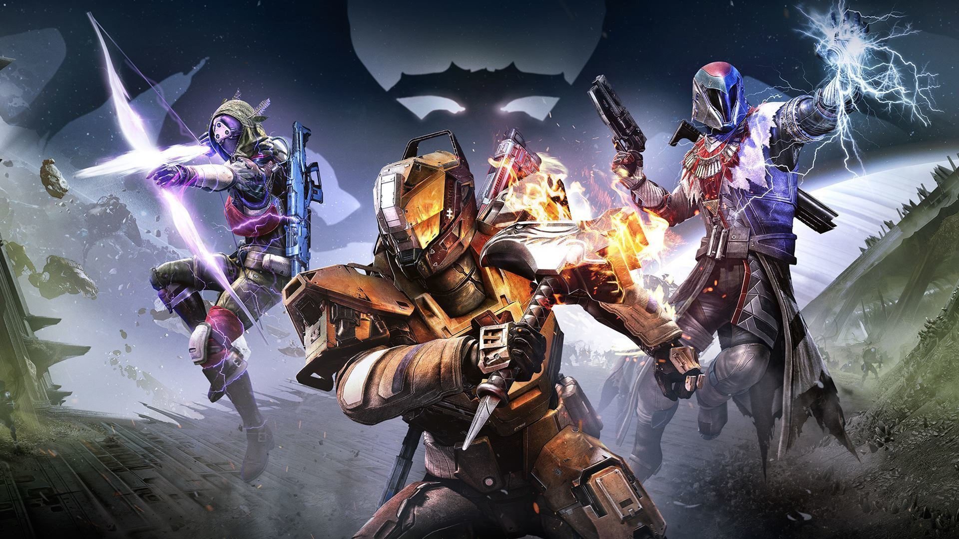 Destiny: The Taken King photo
