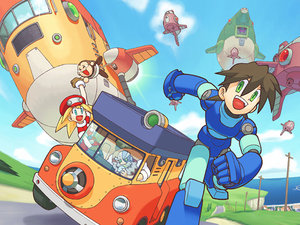 Mega Man Legends photo
