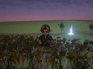 Majora's Mask Unreal photo