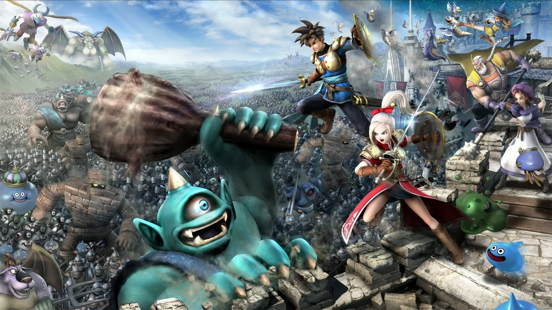Dragon Quest review photo