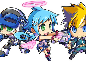 Mighty Gunvolt PC photo