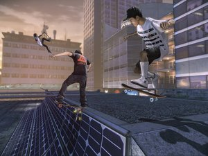 Tony Hawk 5 photo