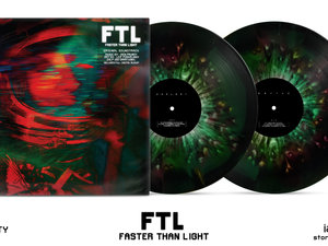 Faster Than Light OST photo