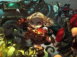 Battle Chasers photo