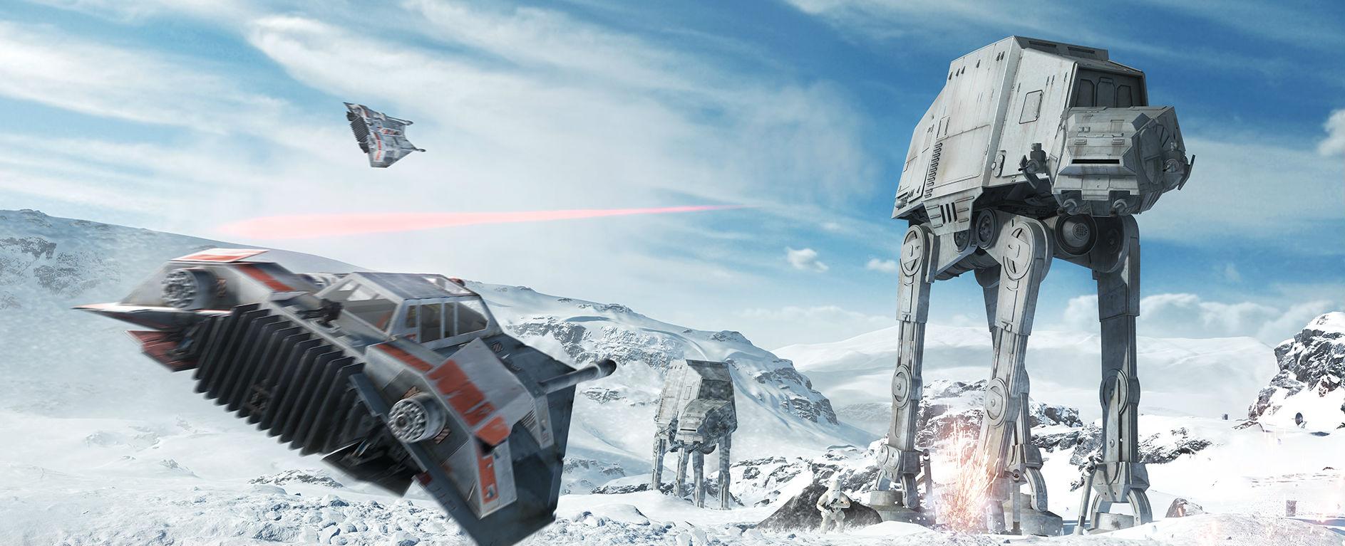 Star Wars Battlefront photo