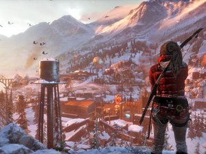 Rise of the Tomb Raider photo