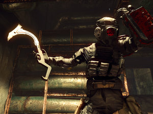 Haha, the commentary in this Umbrella Corps video photo