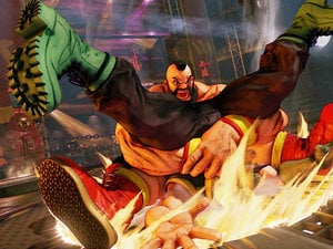 Street Fighter V beta photo