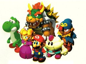 Experience Points .25: Super Mario RPG: Legend of the Seven Stars photo