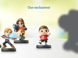 Mii Fighters photo