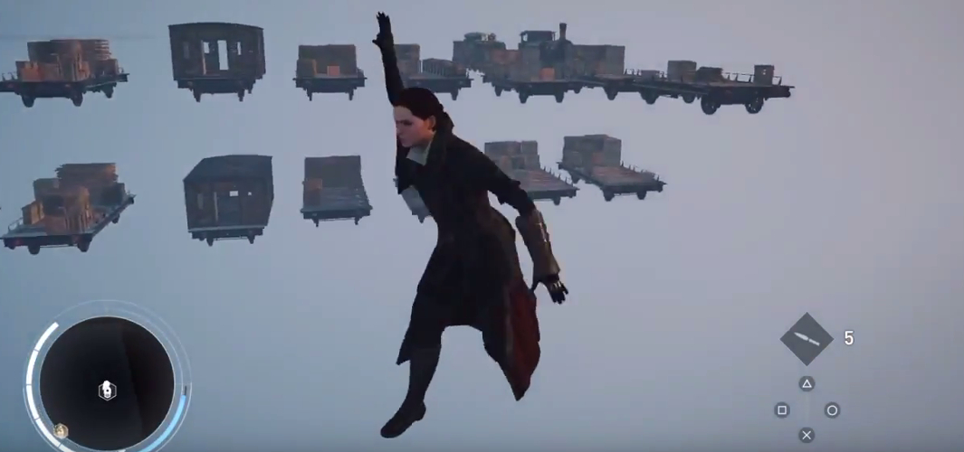 It S No Unity But Assassin S Creed Syndicate Has Some Fun Glitches