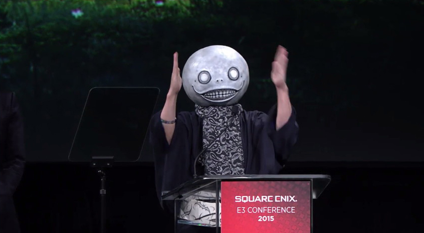 That upcoming NieR game is called NieR Automata in Japan screenshot