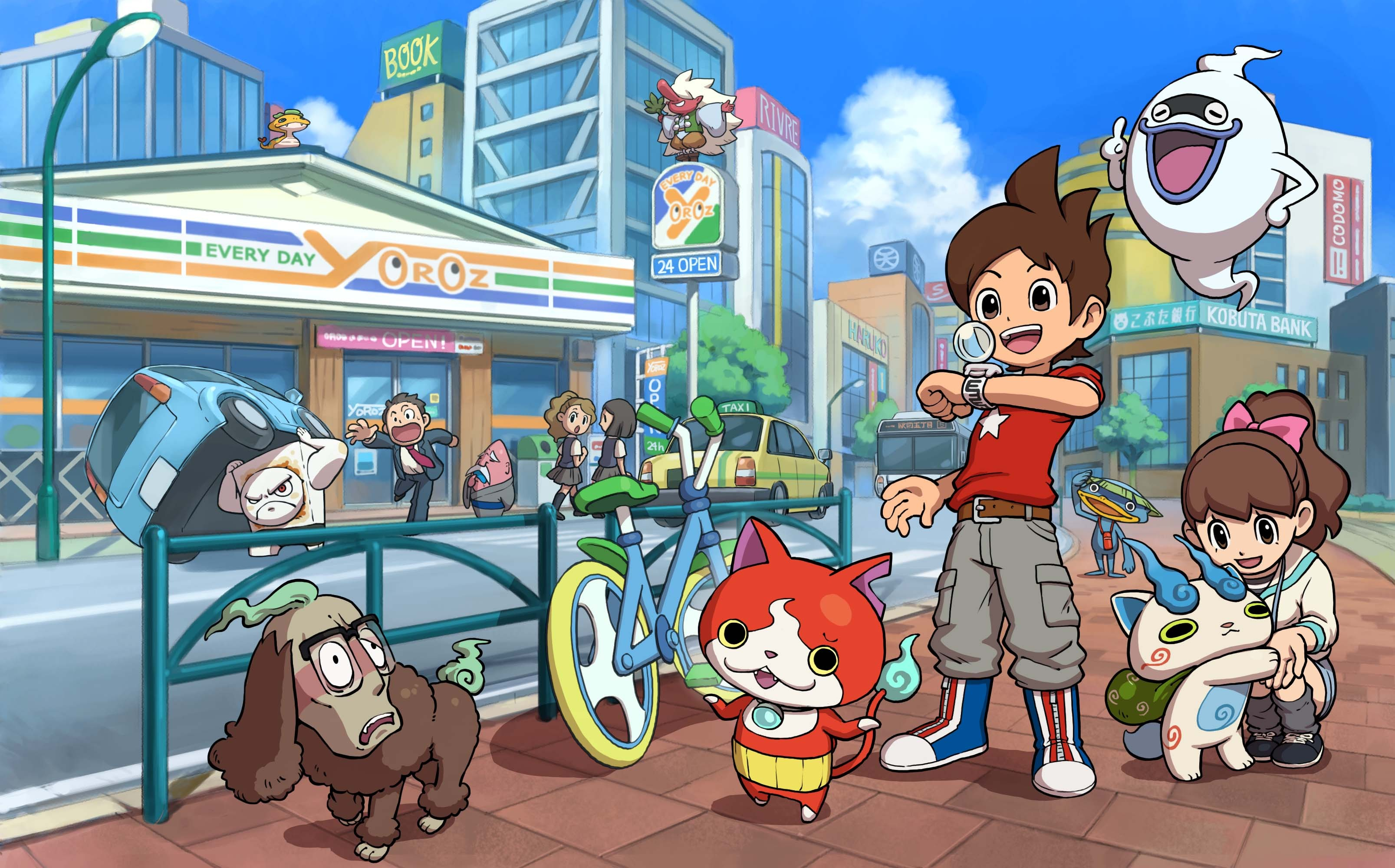 Yo-Kai Watch review photo