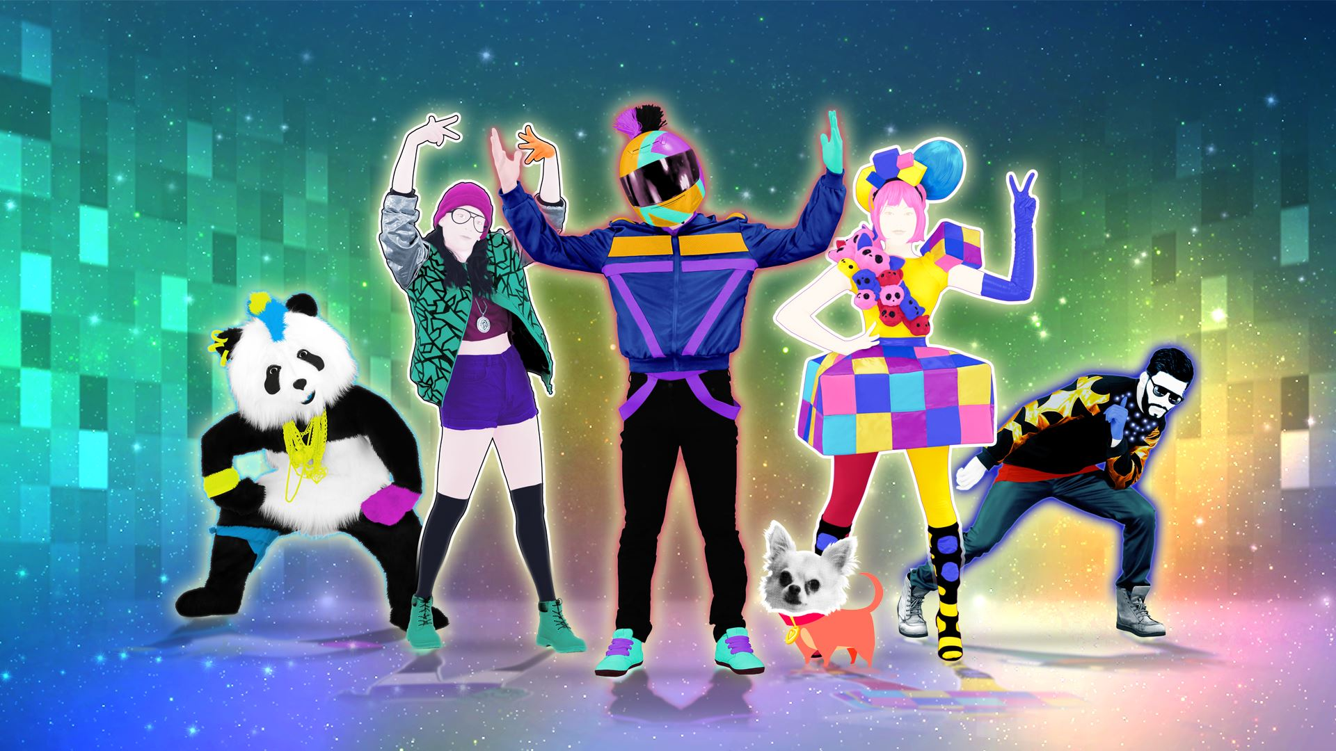 Just Dance Game For Xbox 360 : Review: just dance 2016