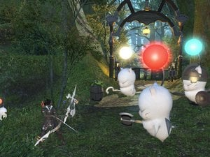 Final Fantasy XIV photo