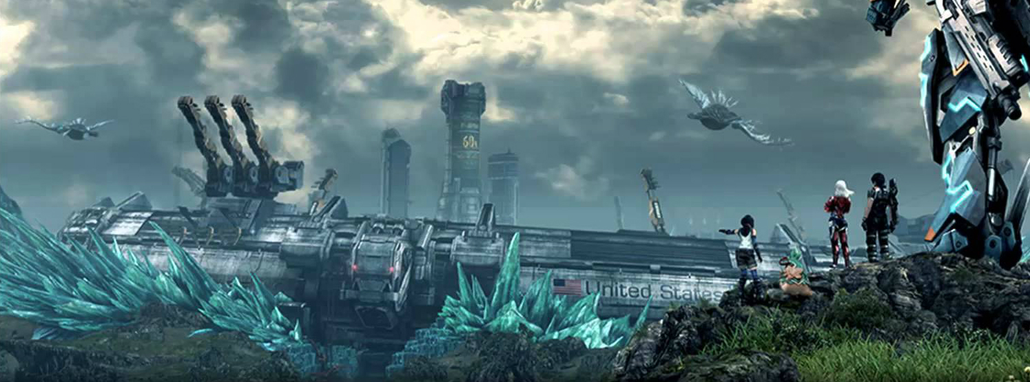 Xenoblade Chronicles X photo