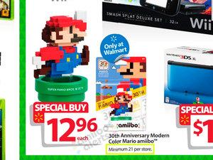 Mario amiibo photo