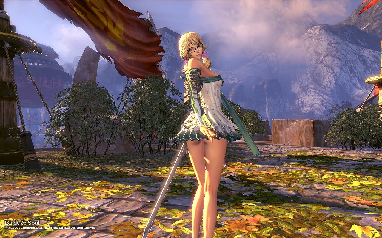 Blade & Soul launch photo