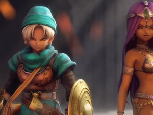 Dragon Quest Heroes PC photo