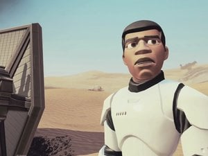 Here's a first look at the Disney Infinity Force Awakens campaign photo