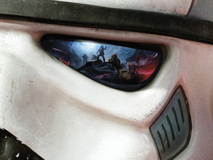 This is the best Battlefront brawl I've seen yet photo