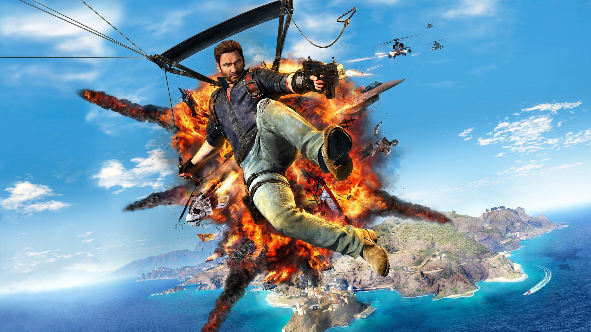 Just Cause 3 Review! photo