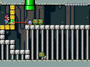 Dtoid Designs: The five best Un-Mario levels photo