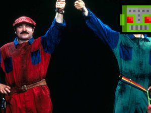 Dtoid Designs: The Mario at the Movies Challenge photo