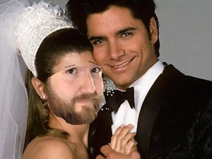 John Stamos, be my dad photo
