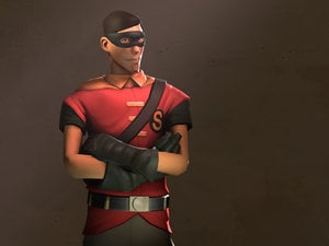 Holy Team Fortress Batman photo