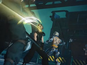 FFVII remake photo