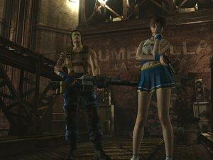 Resident Evil Zero photo