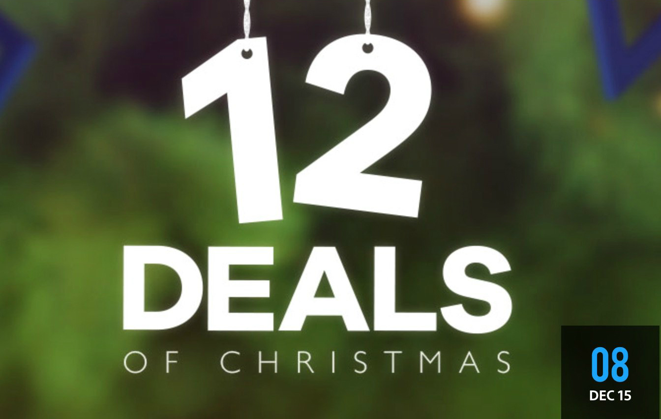 On the ninth day of Christmas, Sony gave to me... a PES 16 deal for ...