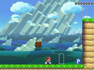 Super Mario Maker photo