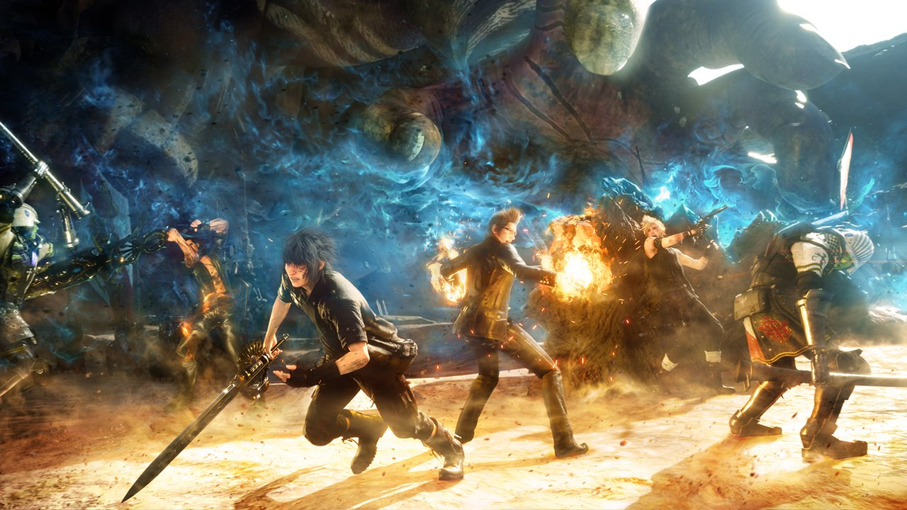 Final Fantasy XV might be out by summer 2016, next major update in January screenshot