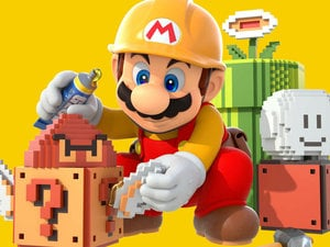 Mario Maker leak photo