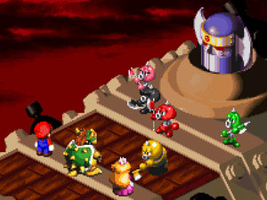 Super Mario RPG photo