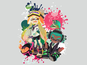 Future of Splatoon photo